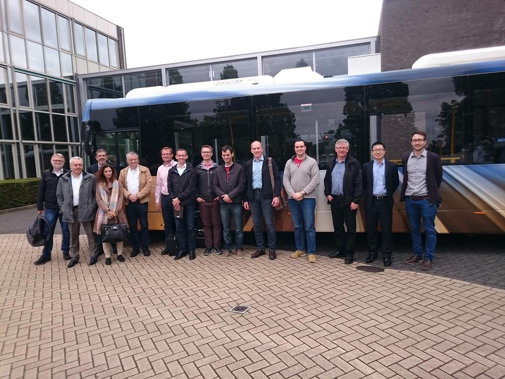 Giantleap's team in Valkenswaard