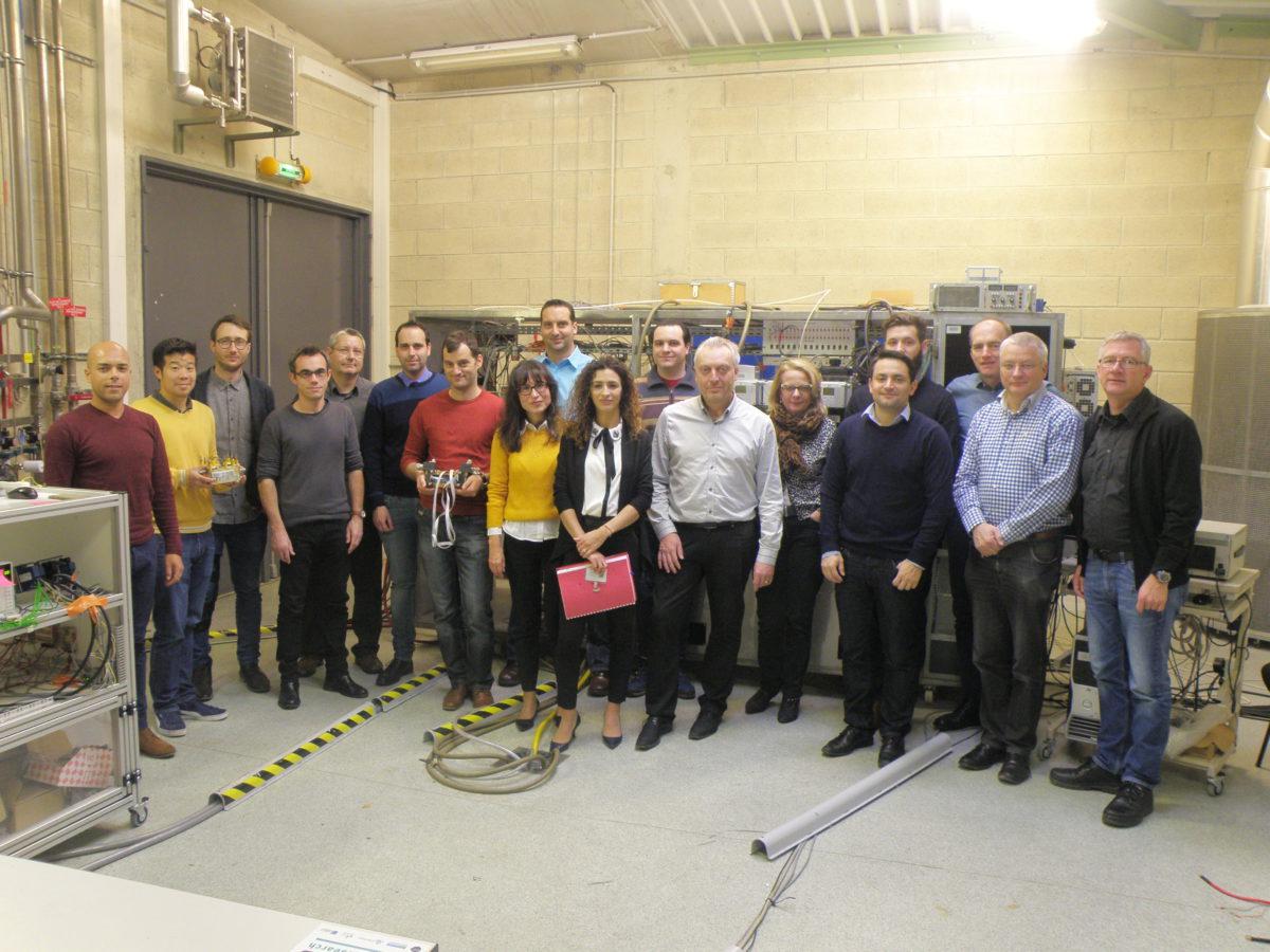 Giantleap Meeting M6 Held in Belfort